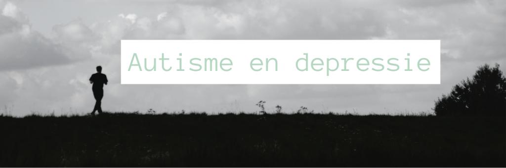 Header bij blog over autisme en depressie
