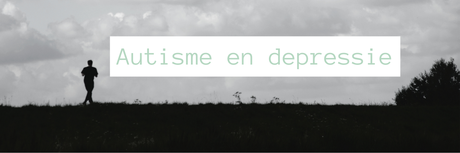 Header bij blog over autisme en depressie