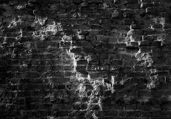 muur, verdediging, zwart-wit, zwartwit, zon, utrecht, singel, zocherpark