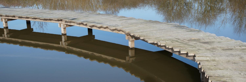 brug, hofshuus, varsseveld, achterhoek, weerspiegeling, spiegeling