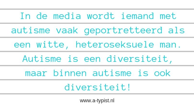 Diversiteit binnen autisme