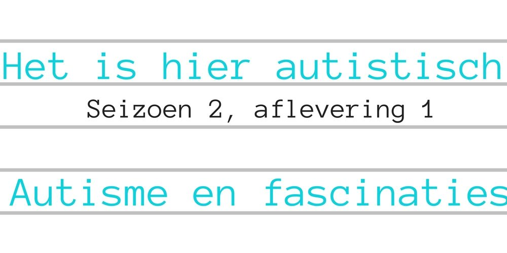 Header blog over het is hier autistisch