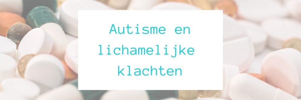 Blog over autisme en ziek zijn, specifiek migraine