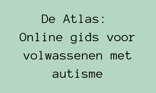 Header van blog over een tool waarmee je je eigen autisme kunt ontdekken