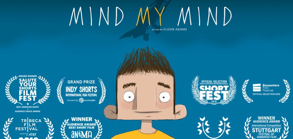 Header: plaatje van de filmposter van Mind My Mind