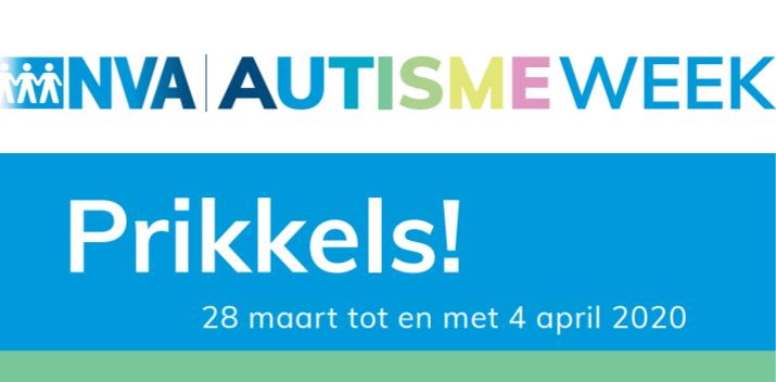 Poster van de autismeweek 2020
