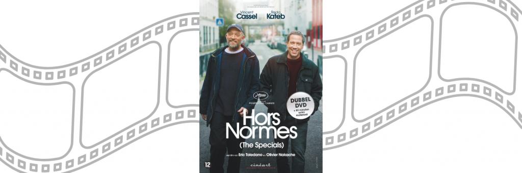 Poster van de film Hors Normes