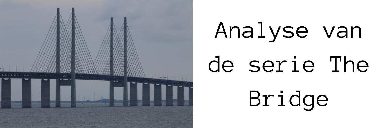 Header bij recensie van de serie The Bridge